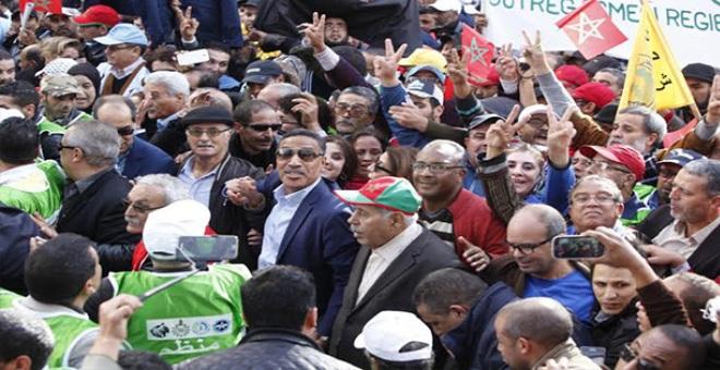 المثقفون  يساندون الطبقة العاملة  المغربية في مسيرة 10 أبريل بالدار البيضاء