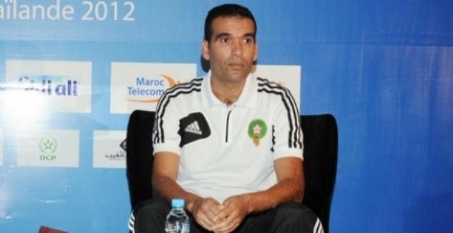 الدكيك: مباراة النصف أهم مواجهة في كأس افريقيا