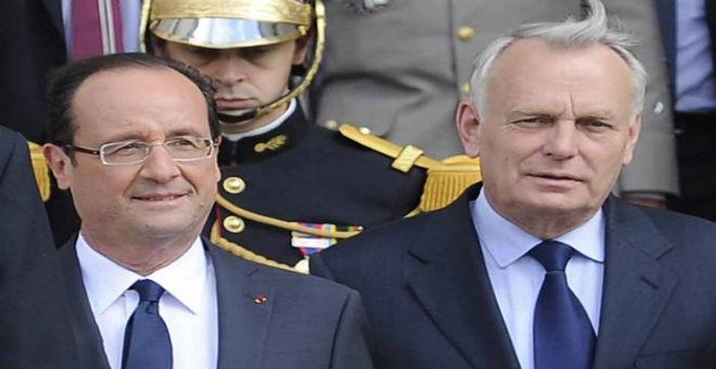 هل فرنسا جادة في رفضها التدخل العسكري في ليبيا ؟