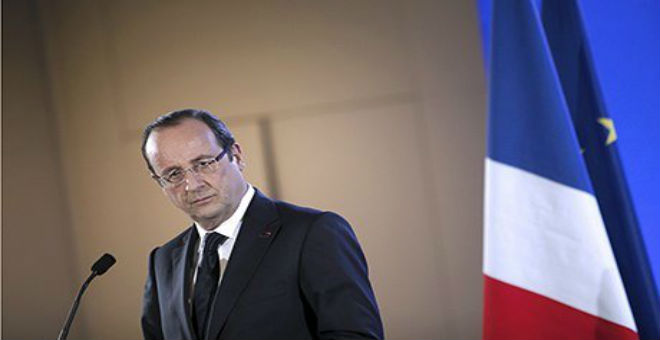 الرئيس الفرنسي: لقد طردنا