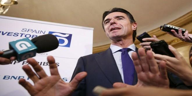وزير الصناعة الإسباني