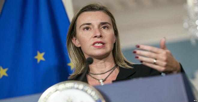 موغيريني : حصول تركيا على عضوية في الاتحاد الأوروبي لا زال بعيدا