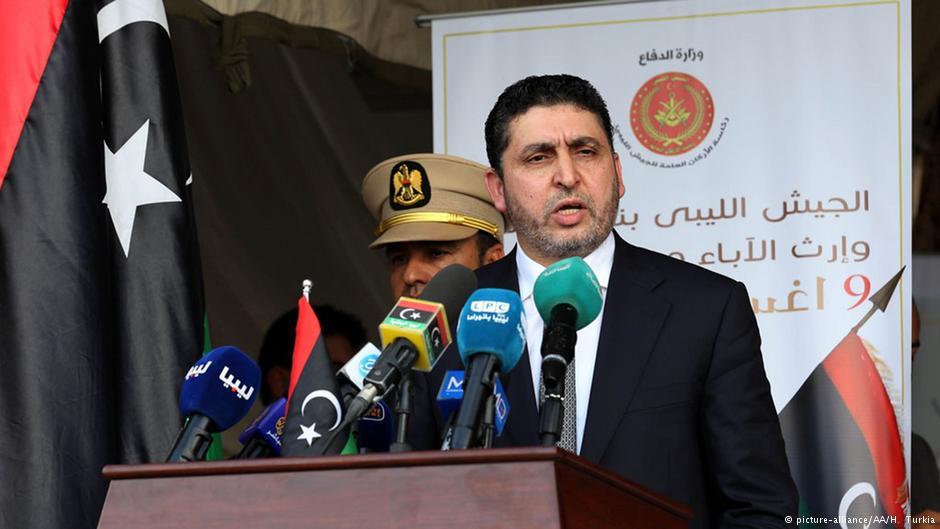 حكومة طرابلس غير المعترف بها تغادر السلطة لصالح السراج