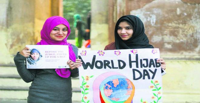 يوم الحجاب..مبادرة طلابية تدعو لارتداء الحجاب ليوم واحد في باريس