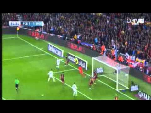 بالفيديو.. هدف رونالدو الثاني في شباك برشلونة