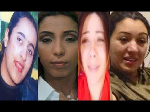 شاهد النجمات المغربيات قبل و بعد عمليات التجميل