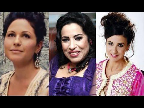 تعرفوا على الأعمار الحقيقية للفنانات المغربيات