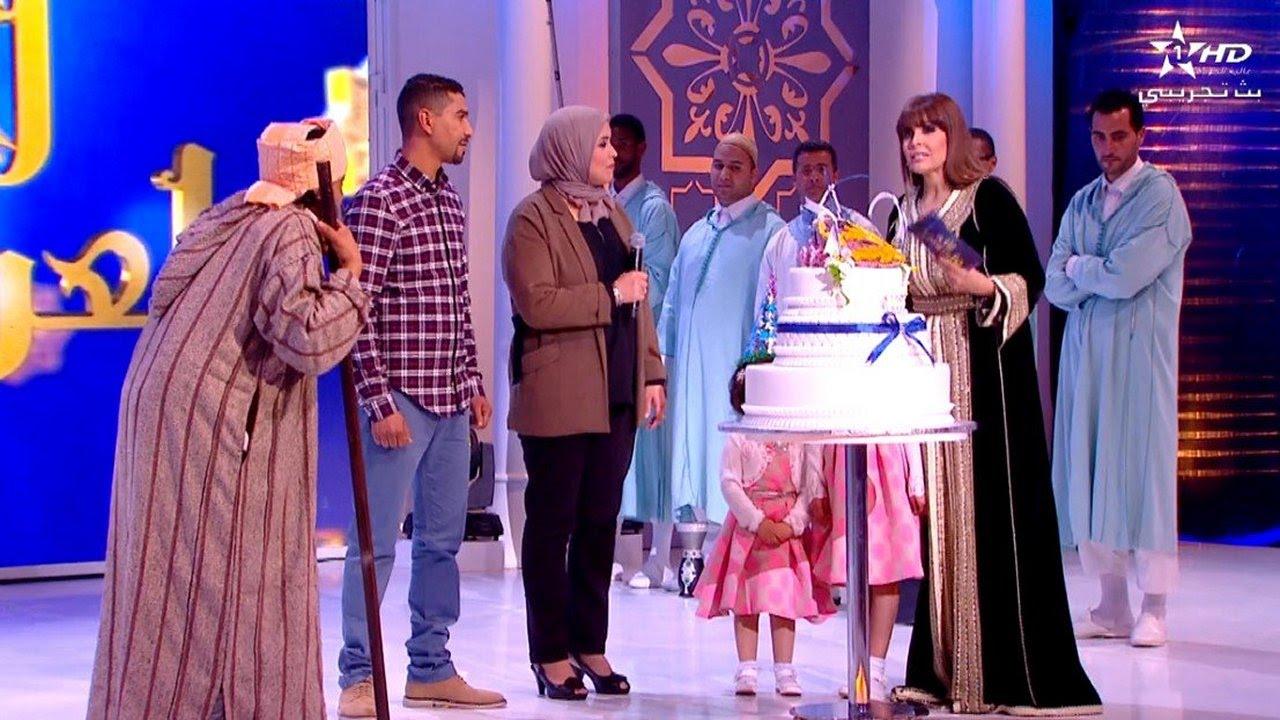 بالفيديو.. برنامج ''لالة لعروسة'' يحتفل بدورته العاشرة بمفاجأة