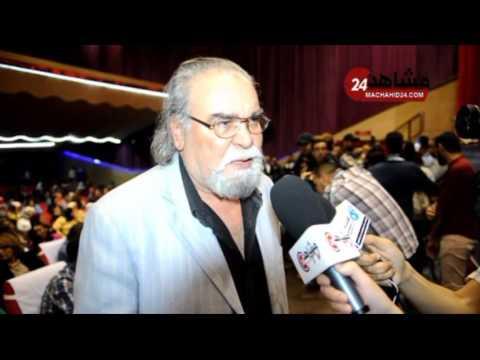 بالفيديو.. الممثل محمد مفتاح يتحدث عن طفولته ''الشقية''