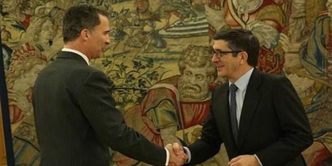 الأزمة السياسية الإسبانية