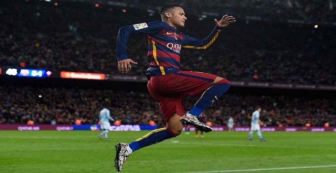 نيمار يعلن قراره النهائي مع برشلونة