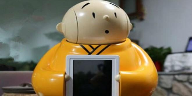 راهب روبوت