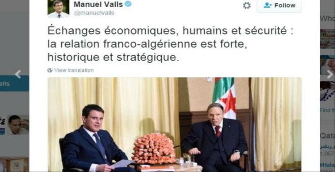 البرلمان الجزائري: فالس ارتكب