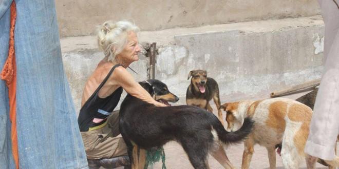 مربية كلاب