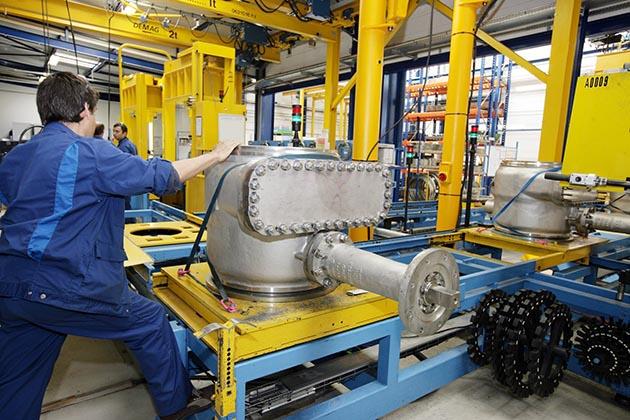 انخفاض أثمان الإنتاج في قطاع الصناعات التحويلية