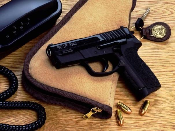 طفل عمره عامان يقتل أمه برصاصة في الولايات المتحدة الأمريكية!