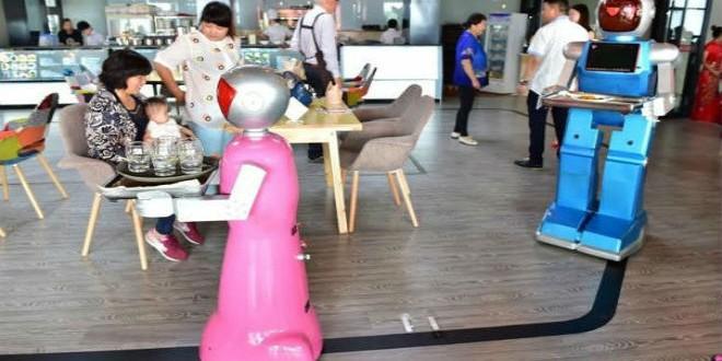 الروبوتات الآلية