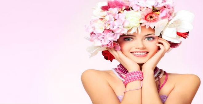 6 حيل بسيطة ستزيدك جمالا في الربيع