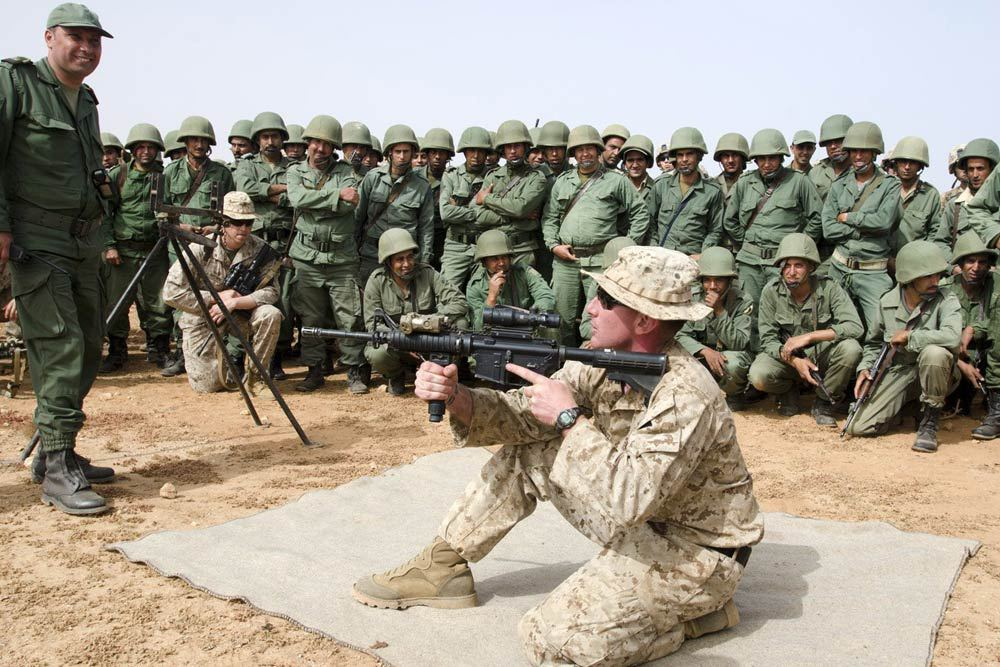 الجيش الكندي يحل بأكادير لتقديم الدعم في مناورات