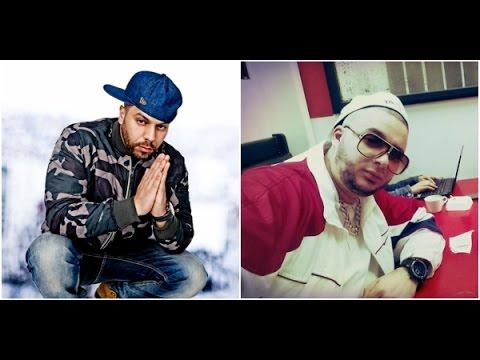 حساب المغني مسلم تعرض للاختراق