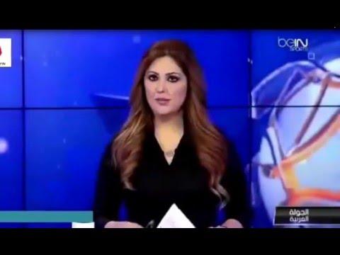 فيديو.. مذيعة بي ان سبورت تتعلم اللهجة المغربية