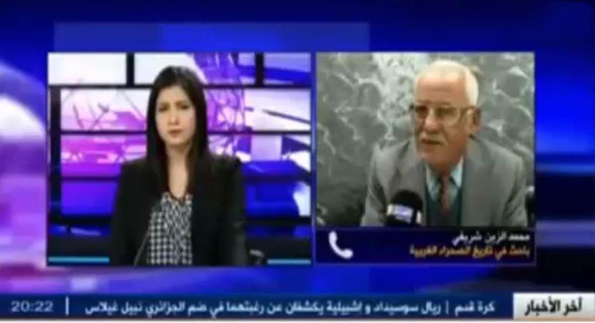 بالفيديو .. جزائري يحرج مذيعة قناة جزائرية بسبب قوة الجيش المغربي