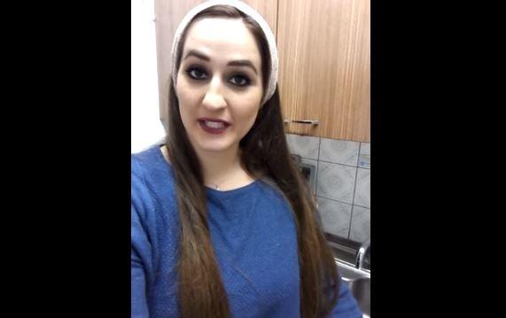بالفيديو .. تركية توجه رسالة لدنيا بوتازوت
