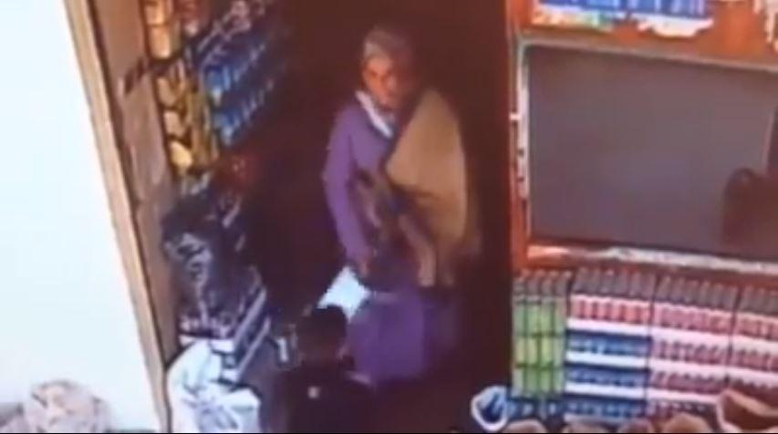 بالفيديو .. عملية سرقة فاشلة بالناظور