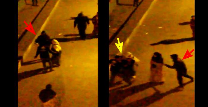 فيديو .. إعتداء على شاب وأمه بالسلاح الأبيض في الدارالبيضاء