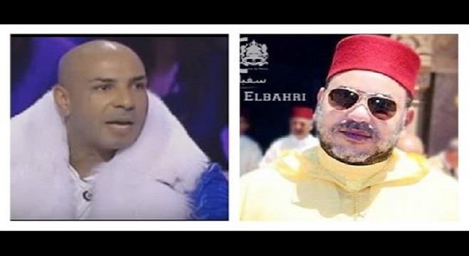 فيديو .. مغني راب يكشف علاقة الملك محمد السادس بالموسيقى