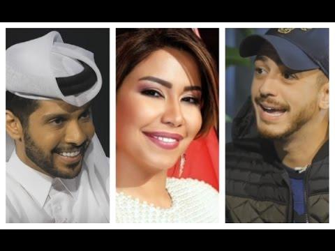 مذيع خليجي يحرج سعد المجرد بسبب شيرين عبد الوهاب
