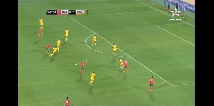 أحسن تيكي تاكا في تاريخ المنتخب الوطني المغربي