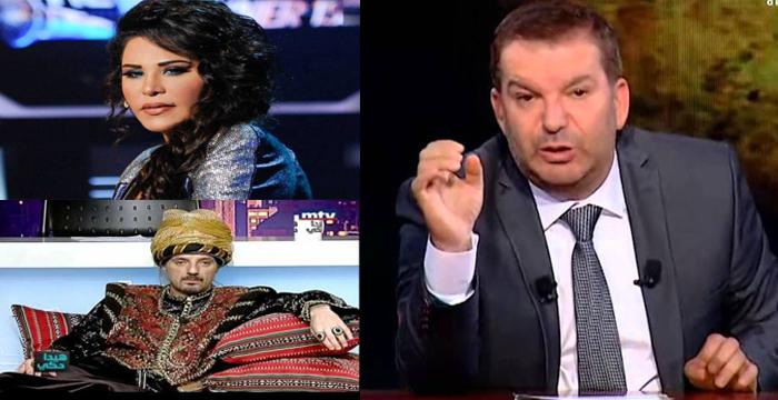 فيديو .. طوني خليفة يدافع عن احلام و يوبخ عادل كرم