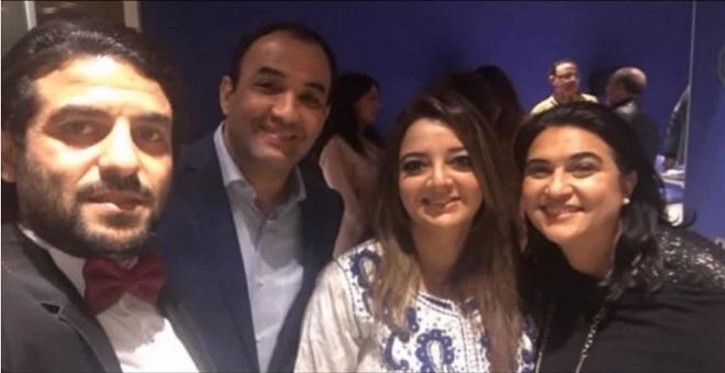 بالفيديو .. أول خروج إعلامي لهشام بهلول مع زوجته