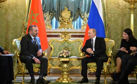 بعد الزيارة الملكية.. وفد روسي يحل بالمغرب قريبا