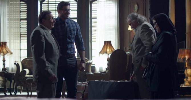 بالفيديو: الممثل المغربي محمد مفتاح في دور بطولة مسلسل مصري رفقة عادل الإمام