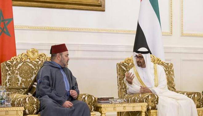 بعد قطر.. الملك يحل من جديد بالإمارات
