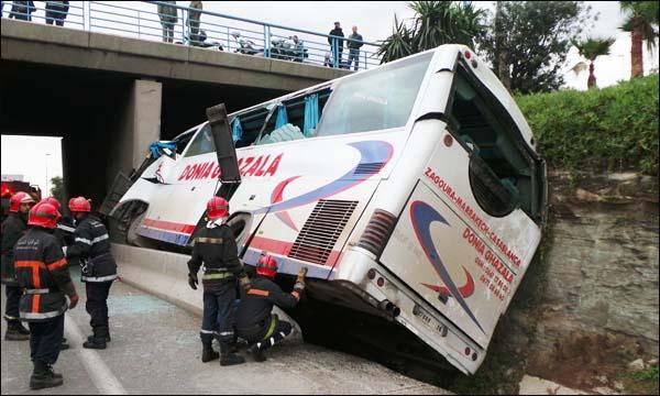 أزيد من 56 ألف مكالمة لرصد مخالفات حافلات النقل العمومي