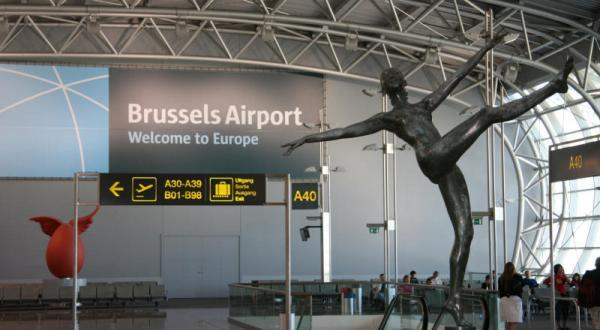 بلجيكا تعيد فتح مطار بروكسل بـ3 رحلات دولية
