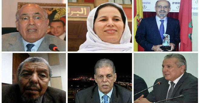 حديث الأسبوعيات:  زعماء البوليساريو  الوحدويون بالمغرب