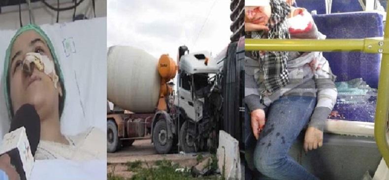 فيديو مؤثر: إيمان ضحية حادث ترامواي البيضاء تحكي تفاصيل الحادثة