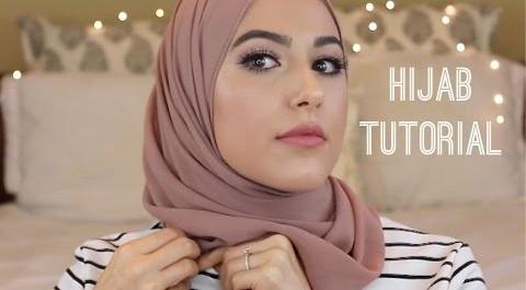 بالفيديو: طريقة لفة حجاب بسيطة