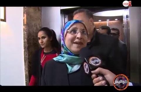 بالفيديو: تعريف التحرش عند وزيرة المرأة
