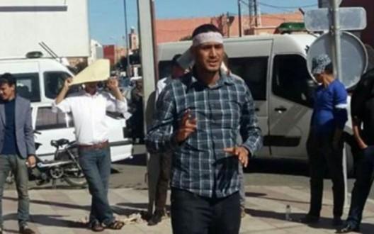 معتقل صحراوي صيكا