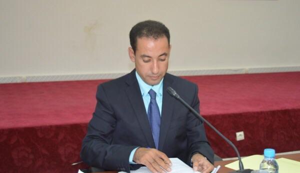 اليزمي: المجلس يقوم بعمله وبن كيران