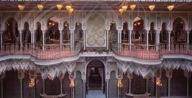 فيديو: داخل عدد من القصور الملكية بمختلف المدن المغربية