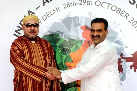 المغرب يعتزم تقريب المسافات بينه وبين الهند