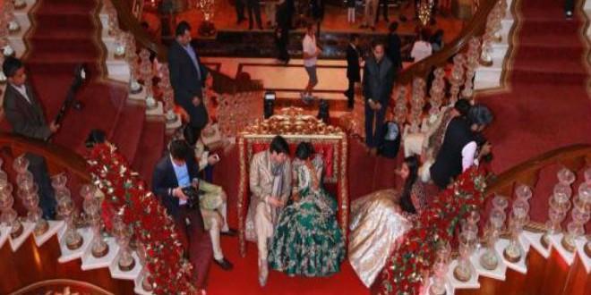 الزفاف الأسطوري