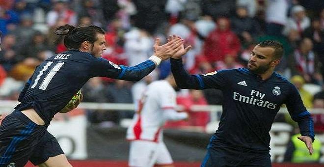 بالفيديو..ريال مدريد يتصدر الترتيب بفوزه على رايو فايكانو