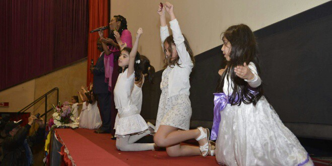 المهرجان الدولي لسينما الطفل
